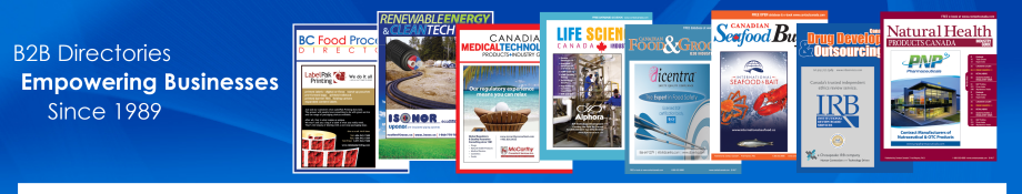 Contact Canada » B2B Industry Directories
